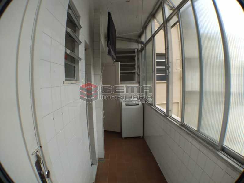 23-area de serviço. - Apartamento À Venda - Rio de Janeiro - RJ - Leme - LAAP32781 - 20
