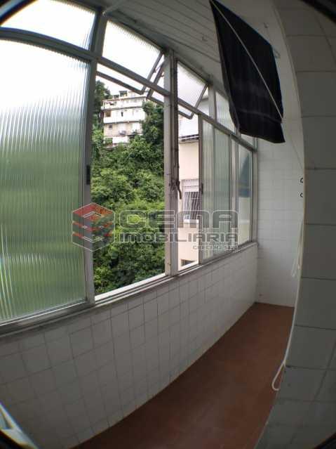 24-area de serviço. - Apartamento À Venda - Rio de Janeiro - RJ - Leme - LAAP32781 - 22