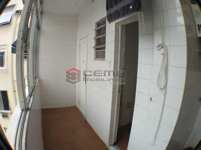 25-area de serviço. - Apartamento À Venda - Rio de Janeiro - RJ - Leme - LAAP32781 - 23