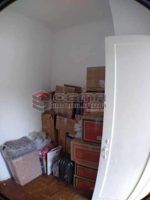 27-quarto empregada. - Apartamento À Venda - Rio de Janeiro - RJ - Leme - LAAP32781 - 24