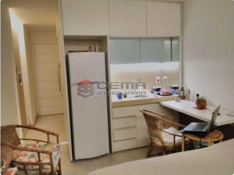 6 - Kitnet/Conjugado 22m² à venda Botafogo, Zona Sul RJ - R$ 390.000 - LAKI00964 - 1