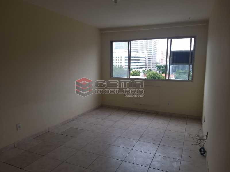 Quarto 1 - Apartamento 3 Quartos À Venda Cidade Nova, Zona Centro RJ - R$ 450.000 - LAAP32819 - 6