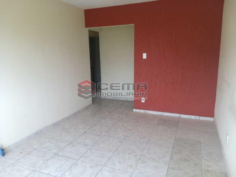 sala - Apartamento 3 Quartos À Venda Cidade Nova, Zona Centro RJ - R$ 450.000 - LAAP32819 - 4