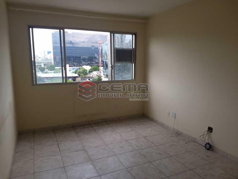 Quarto 1 - Apartamento 3 Quartos À Venda Cidade Nova, Zona Centro RJ - R$ 450.000 - LAAP32819 - 7