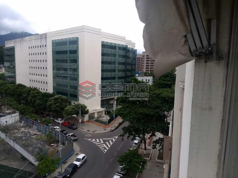 Vista do Quarto - Apartamento 3 Quartos À Venda Cidade Nova, Zona Centro RJ - R$ 450.000 - LAAP32819 - 11