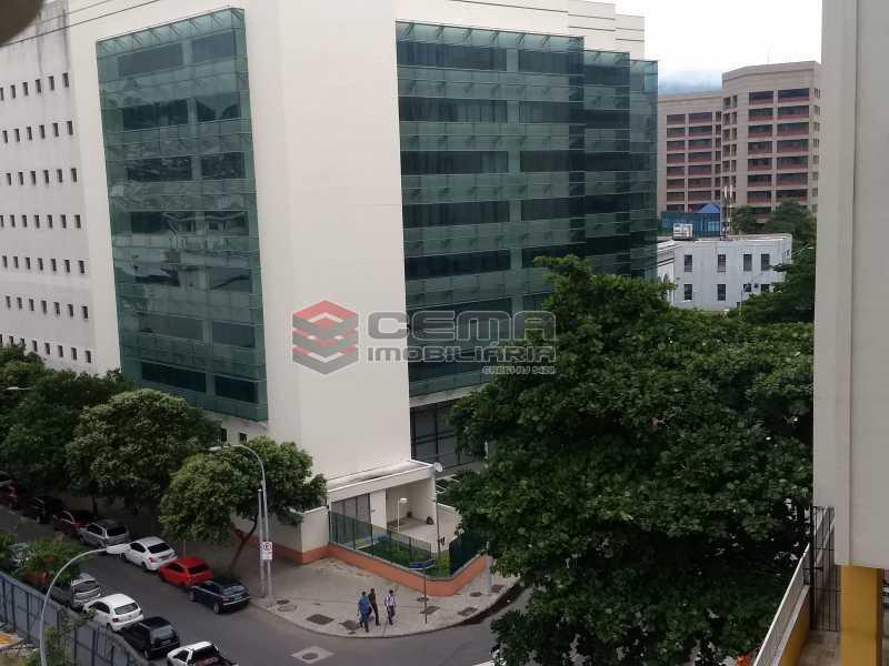 Vista do Quarto - Apartamento 3 Quartos À Venda Cidade Nova, Zona Centro RJ - R$ 450.000 - LAAP32819 - 14