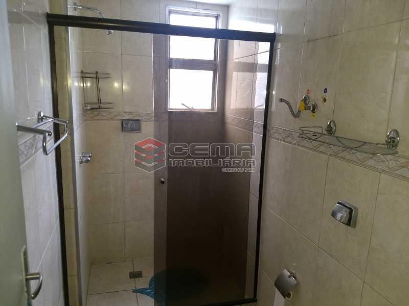 Banheiro - Apartamento 3 Quartos À Venda Cidade Nova, Zona Centro RJ - R$ 450.000 - LAAP32819 - 17