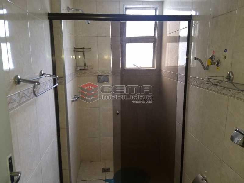 Banheiro - Apartamento 3 Quartos À Venda Cidade Nova, Zona Centro RJ - R$ 450.000 - LAAP32819 - 18