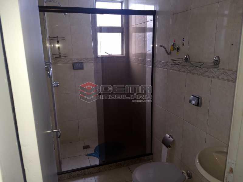 Banheiro - Apartamento 3 Quartos À Venda Cidade Nova, Zona Centro RJ - R$ 450.000 - LAAP32819 - 19