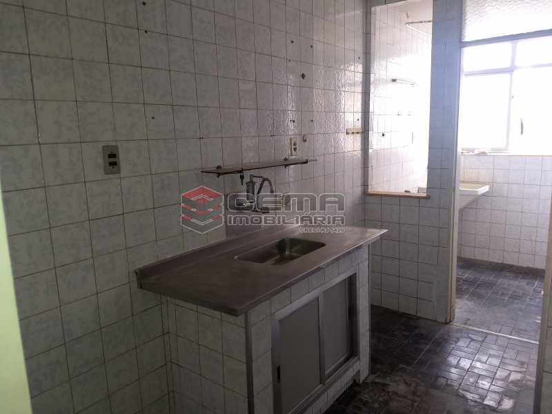 Cozinha - Apartamento 3 Quartos À Venda Cidade Nova, Zona Centro RJ - R$ 450.000 - LAAP32819 - 20