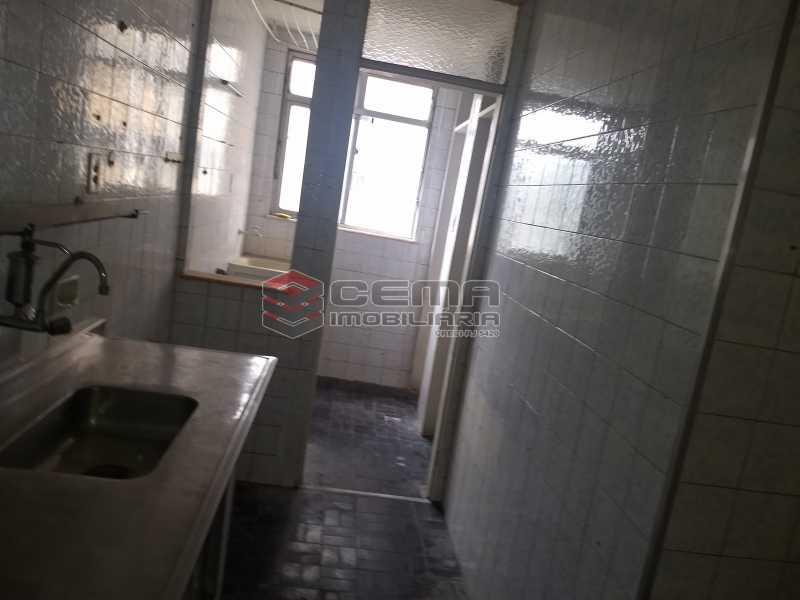 Cozinha - Apartamento 3 Quartos À Venda Cidade Nova, Zona Centro RJ - R$ 450.000 - LAAP32819 - 21