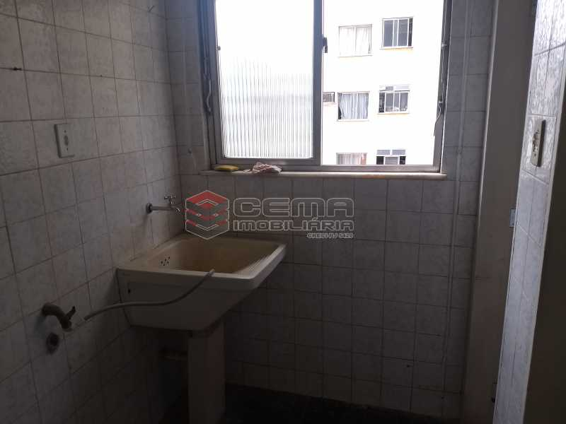 Área de serviço - Apartamento 3 Quartos À Venda Cidade Nova, Zona Centro RJ - R$ 450.000 - LAAP32819 - 24