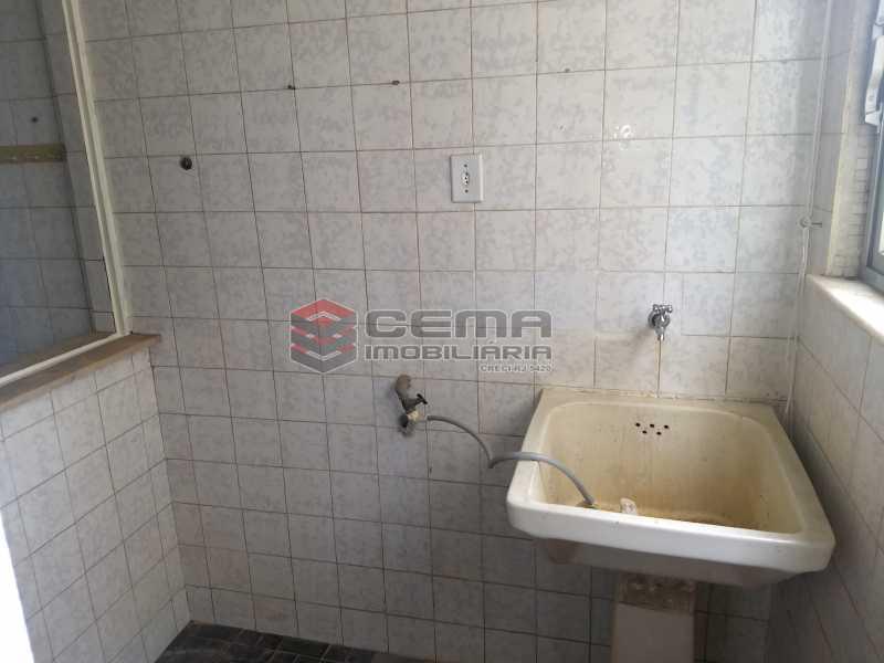 Área de servilo - Apartamento 3 Quartos À Venda Cidade Nova, Zona Centro RJ - R$ 450.000 - LAAP32819 - 25