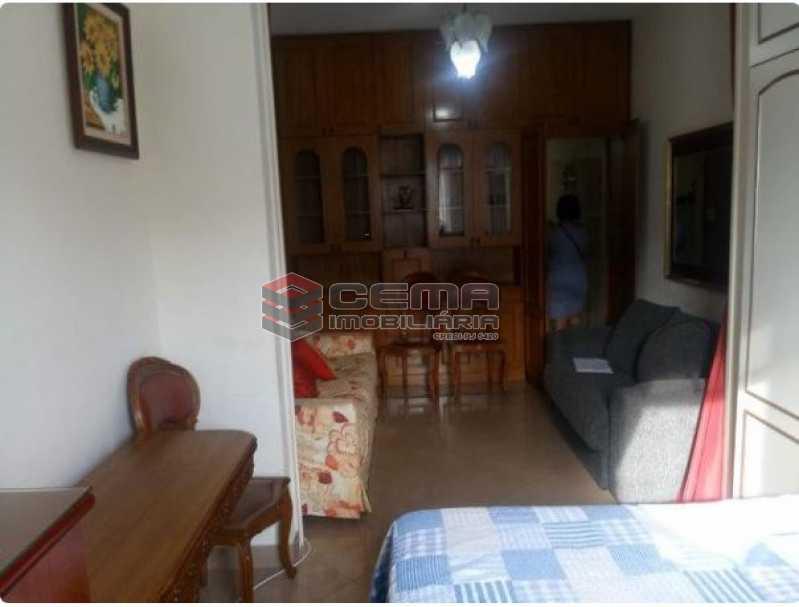 Quarto com armário - Kitnet/Conjugado À Venda - Copacabana - Rio de Janeiro - RJ - LAKI10218 - 3