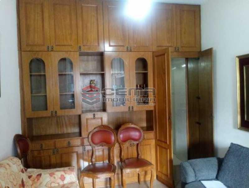 Quarto com armário - Kitnet/Conjugado À Venda - Copacabana - Rio de Janeiro - RJ - LAKI10218 - 10