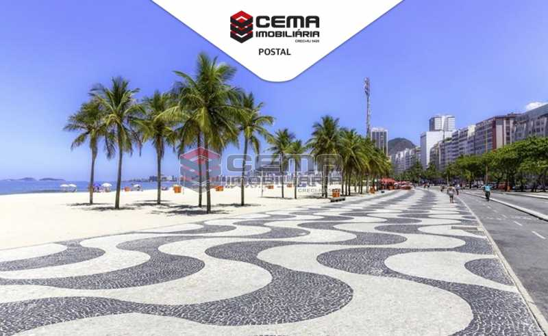 Foto postal - Kitnet/Conjugado À Venda - Copacabana - Rio de Janeiro - RJ - LAKI10218 - 12