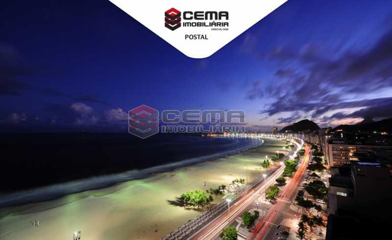 Foto postal - Kitnet/Conjugado À Venda - Copacabana - Rio de Janeiro - RJ - LAKI10218 - 15