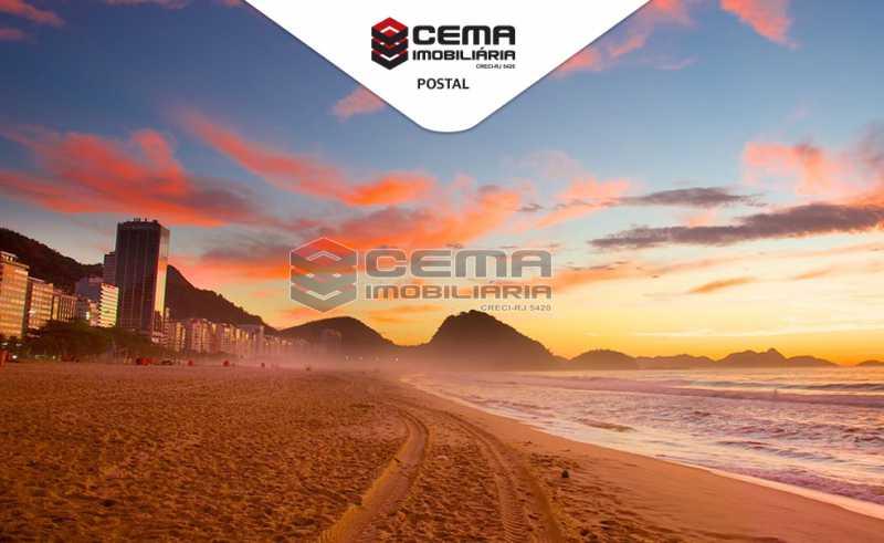 Foto postal - Kitnet/Conjugado À Venda - Copacabana - Rio de Janeiro - RJ - LAKI10218 - 16