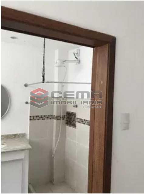 banheiro - Apartamento À Venda Rua Senador Dantas,Centro RJ - R$ 270.000 - LAAP11879 - 4
