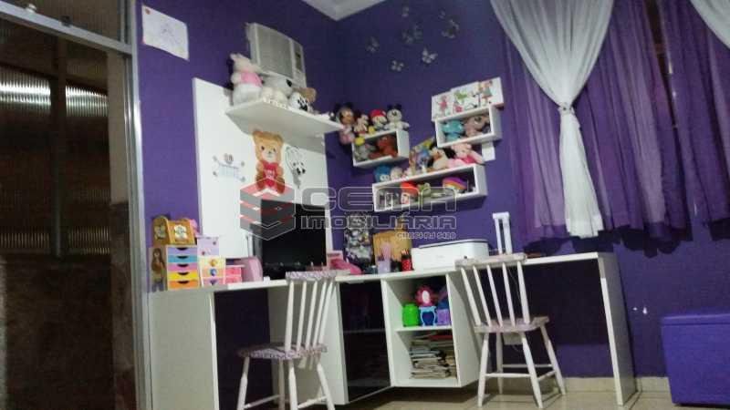 Quarto 1 - Apartamento 3 quartos à venda Tijuca, Zona Norte RJ - R$ 550.000 - LAAP32829 - 6