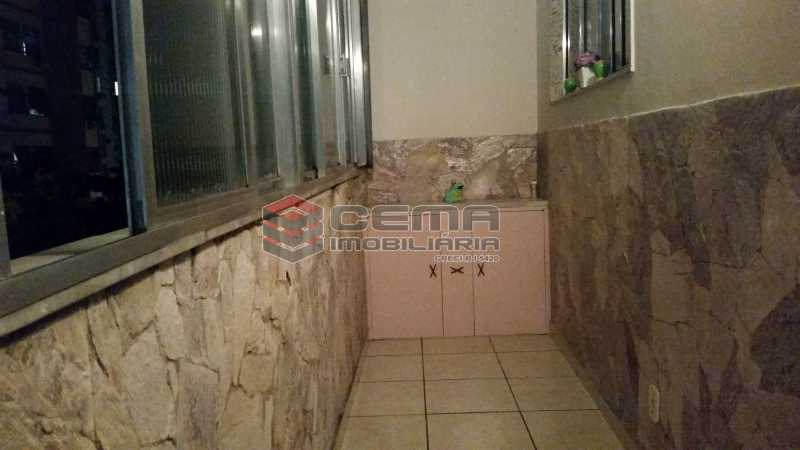 Varanda Interna - Apartamento 3 quartos à venda Tijuca, Zona Norte RJ - R$ 550.000 - LAAP32829 - 4
