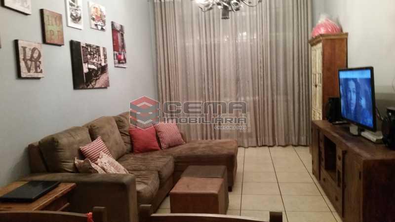Sala - Apartamento 3 quartos à venda Tijuca, Zona Norte RJ - R$ 550.000 - LAAP32829 - 1