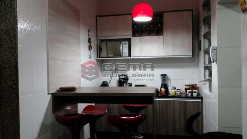 Cozinha - Apartamento 3 quartos à venda Tijuca, Zona Norte RJ - R$ 550.000 - LAAP32829 - 3