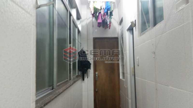 Área de Serviço - Apartamento 3 quartos à venda Tijuca, Zona Norte RJ - R$ 550.000 - LAAP32829 - 15