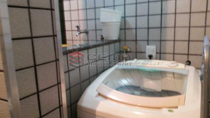 Área de Serviço - Apartamento 3 quartos à venda Tijuca, Zona Norte RJ - R$ 550.000 - LAAP32829 - 16