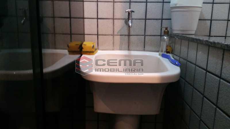 Área de Serviço - Apartamento 3 quartos à venda Tijuca, Zona Norte RJ - R$ 550.000 - LAAP32829 - 14
