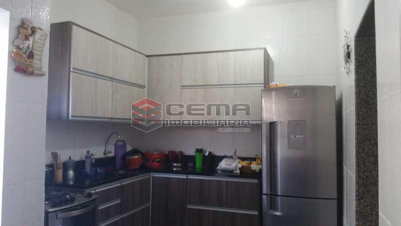 Cozinha - Apartamento 3 quartos à venda Tijuca, Zona Norte RJ - R$ 550.000 - LAAP32829 - 12