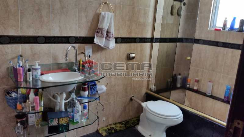 Banheiro Social - Apartamento 3 quartos à venda Tijuca, Zona Norte RJ - R$ 550.000 - LAAP32829 - 13