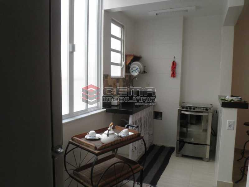 2 - Apartamento à venda Avenida Gomes Freire,Centro RJ - R$ 315.000 - LAAP11892 - 9