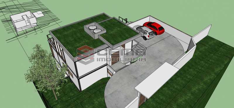 Casa Luke 07 - Terreno 881m² à venda Santa Teresa, Zona Centro RJ - R$ 450.000 - LAUF00010 - 6