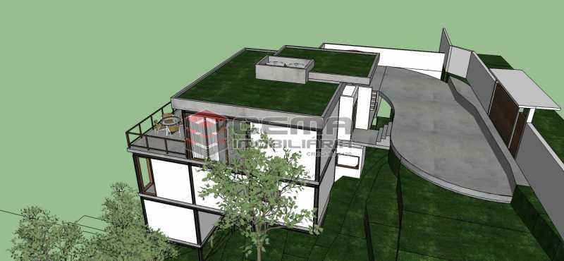 Casa Luke 08 - Terreno 881m² à venda Santa Teresa, Zona Centro RJ - R$ 450.000 - LAUF00010 - 7