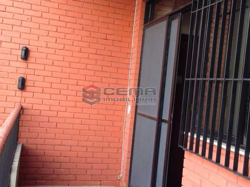 Varanda - Apartamento À Venda Rua Paula Matos,Santa Teresa, Zona Centro RJ - R$ 599.000 - LAAP23322 - 17