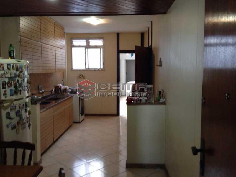 Cozinha - Apartamento À Venda Rua Paula Matos,Santa Teresa, Zona Centro RJ - R$ 599.000 - LAAP23322 - 7