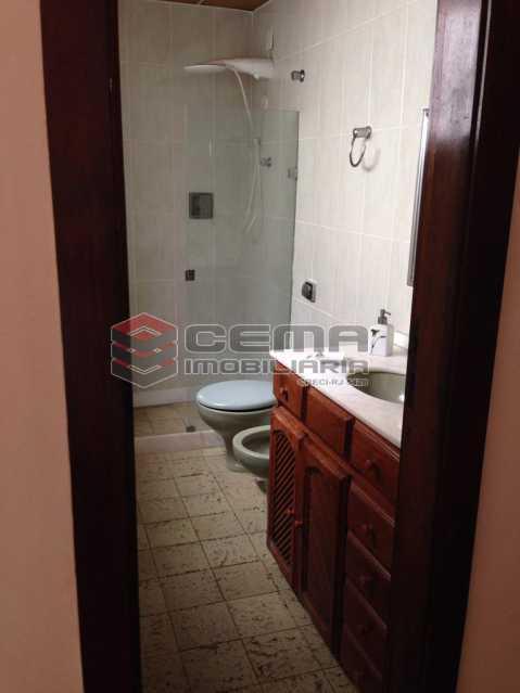Banheiro - Apartamento À Venda Rua Paula Matos,Santa Teresa, Zona Centro RJ - R$ 599.000 - LAAP23322 - 8
