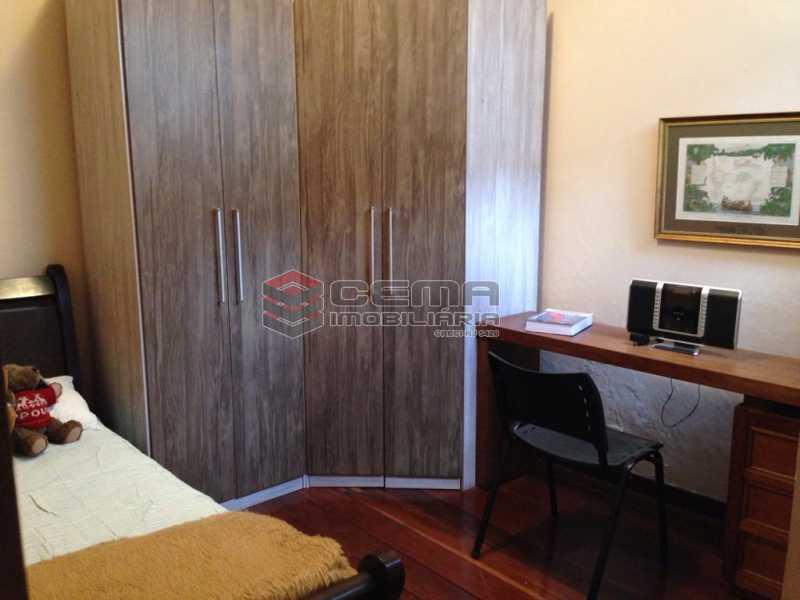 Quarto 2 - Apartamento À Venda Rua Paula Matos,Santa Teresa, Zona Centro RJ - R$ 599.000 - LAAP23322 - 15