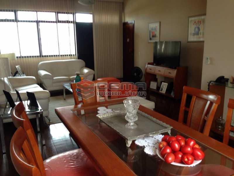 Sala - Apartamento À Venda Rua Paula Matos,Santa Teresa, Zona Centro RJ - R$ 599.000 - LAAP23322 - 3