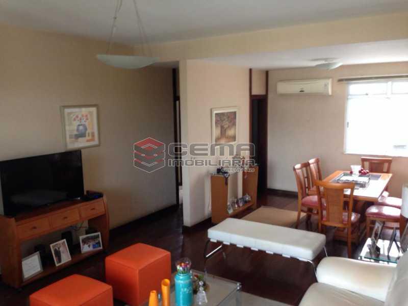 Sala - Apartamento À Venda Rua Paula Matos,Santa Teresa, Zona Centro RJ - R$ 599.000 - LAAP23322 - 5
