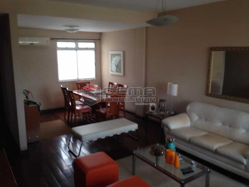 Sala - Apartamento À Venda Rua Paula Matos,Santa Teresa, Zona Centro RJ - R$ 599.000 - LAAP23322 - 4