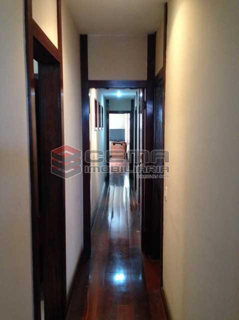 Corredor - Apartamento À Venda Rua Paula Matos,Santa Teresa, Zona Centro RJ - R$ 599.000 - LAAP23322 - 12