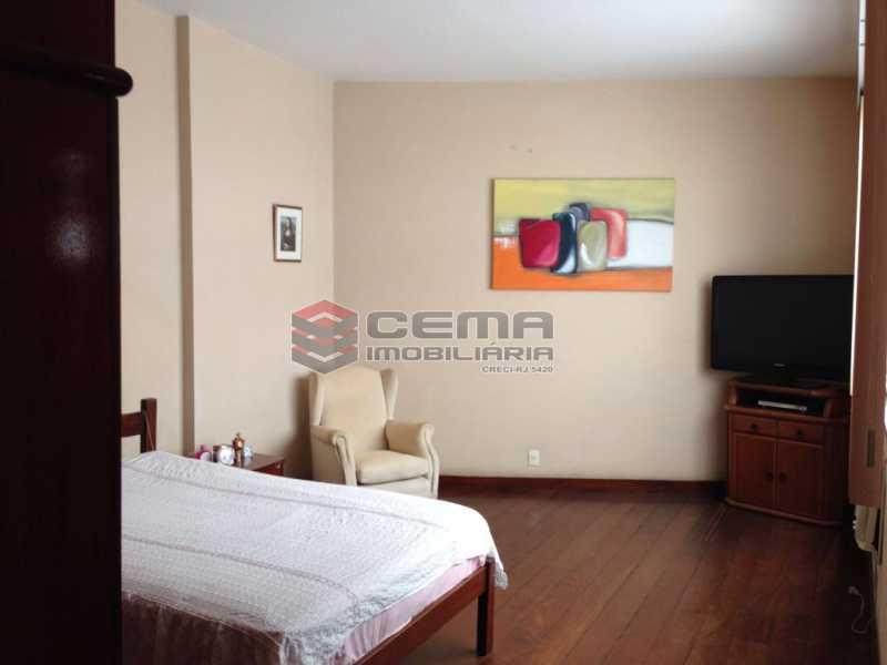 Quarto 1 - Apartamento À Venda Rua Paula Matos,Santa Teresa, Zona Centro RJ - R$ 599.000 - LAAP23322 - 14
