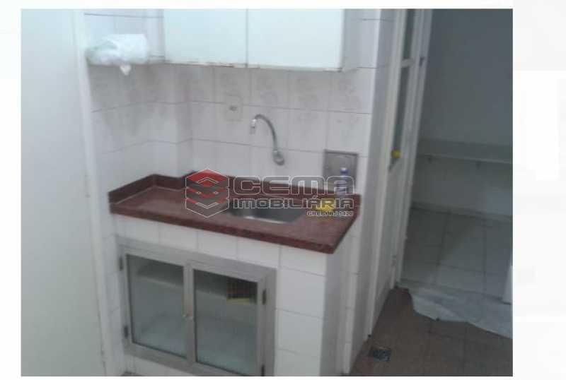 1 - Apartamento 1 quarto à venda Botafogo, Zona Sul RJ - R$ 600.000 - LAAP11908 - 8