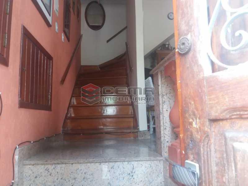 entrada - Casa À Venda - Glória - Rio de Janeiro - RJ - LACA40076 - 5