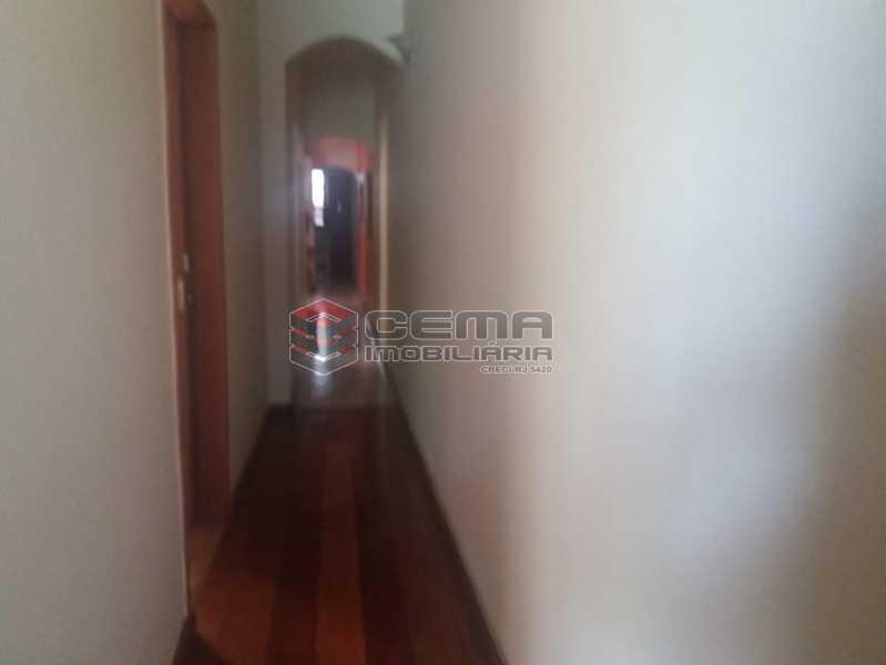 circulação - Casa À Venda - Glória - Rio de Janeiro - RJ - LACA40076 - 24