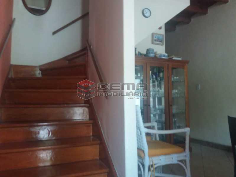 subida da casa - Casa À Venda - Glória - Rio de Janeiro - RJ - LACA40076 - 6