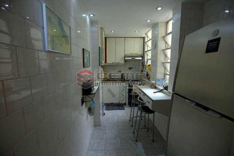 7-cozinha. - Apartamento À Venda - Rio de Janeiro - RJ - Ipanema - LAAP23346 - 9