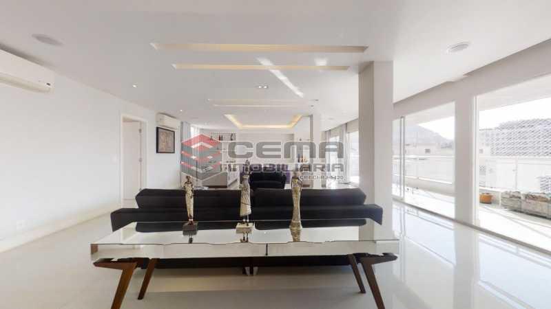 sala - Cobertura 4 quartos à venda Flamengo, Zona Sul RJ - R$ 3.500.000 - LACO40103 - 8